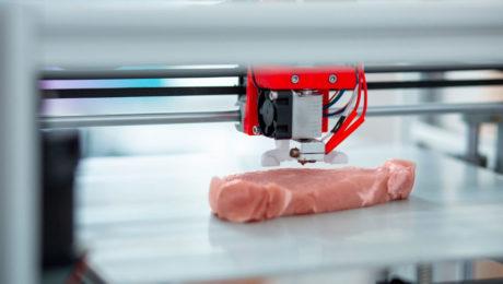 """Tecnología 3D: """"Alimentos que incitan a ser comidos"""""""
