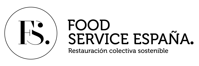 Food Service España logo b/n