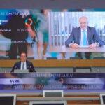 Antonio Llorens en la Cumbre Empresarial de la CEOE