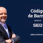 Intervención de Antonio Llorens en el programa de Cadena Ser, Código de barras